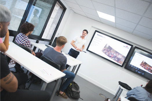 GBSB Global Business School Digitalized Learning Experience