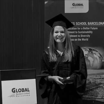 Alumni Story Melanie a Master of Science in Finance
