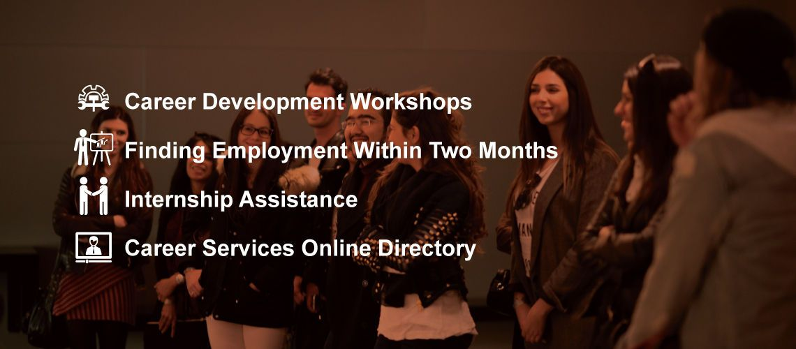 Benefit from Career Development Workshops and Exclusive Company Visits During Your BBA Studies