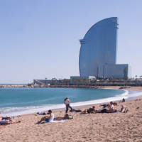 Beach destinations in Barcelona that Attract Tourism