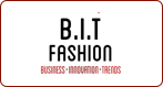 Logo BIT Fashion Conference with MA in Fashion and Luxury Business Management Students