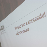 Career Services: How to Win a Successful Job Interview