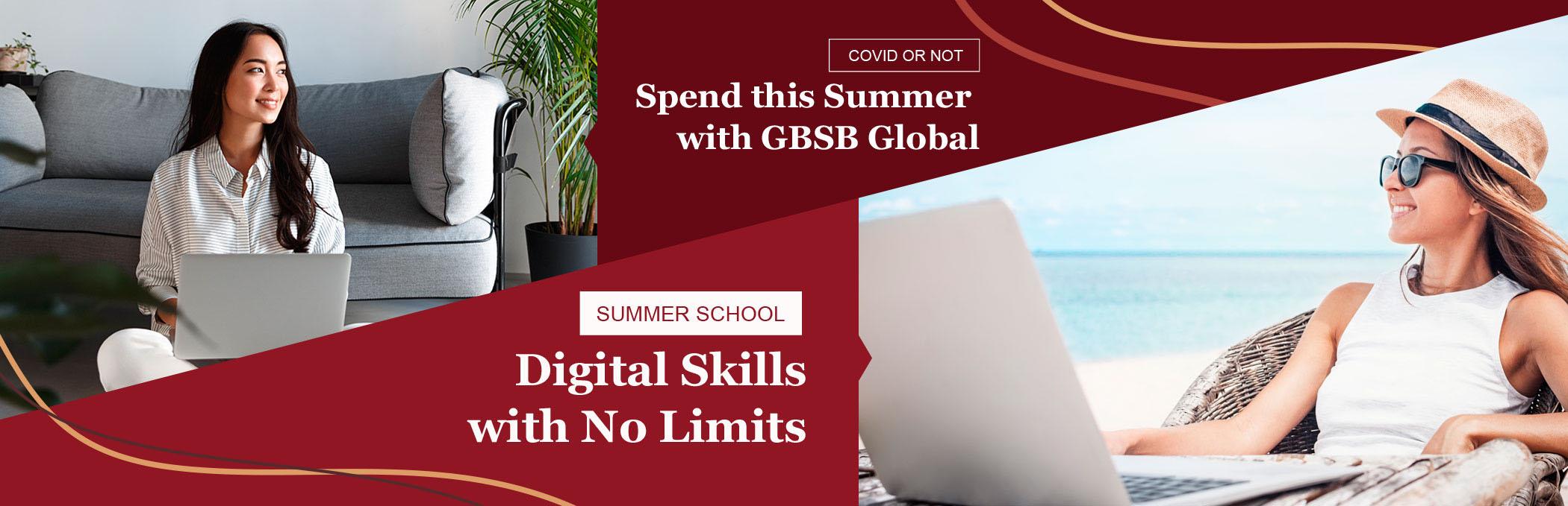 GBSB Global Business School in Europe Spend Your Summer with GBSB Global