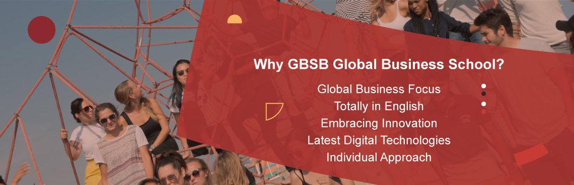 GBSB Global Business School Barcelona HomePage Banner