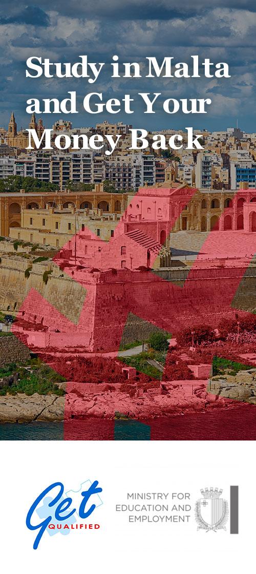 GBSB Global Business School in Europe Malta benefits mobile
