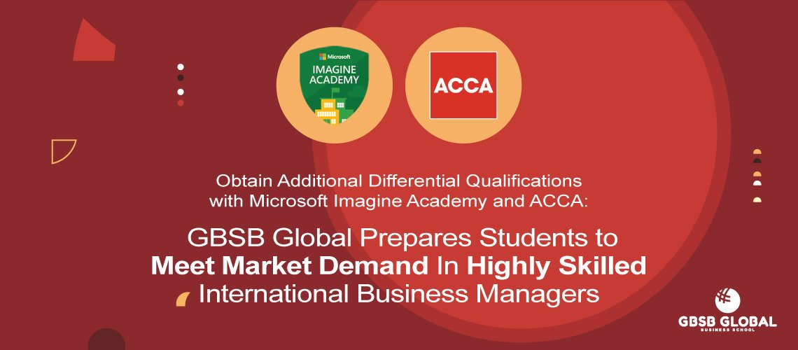 Obtain Additional Differential Qualifications with Microsoft Imagine Academy and ACCA