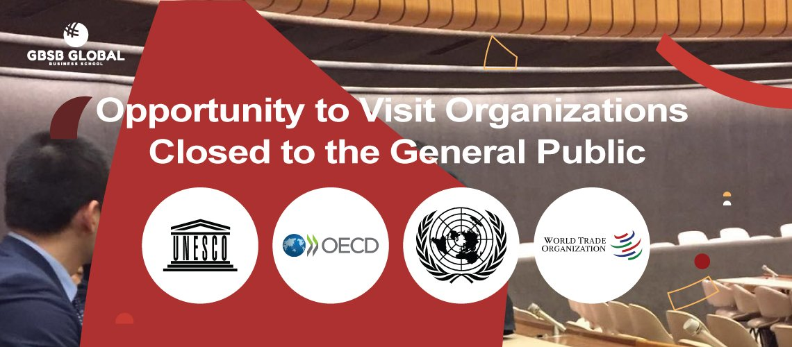 Opportunity to Visit Organizations Closed to the General Public
