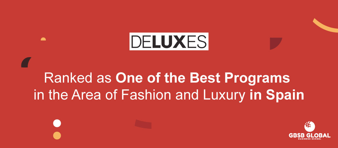 Ranked Within the Best Online Master Programs in Fashion and Luxury