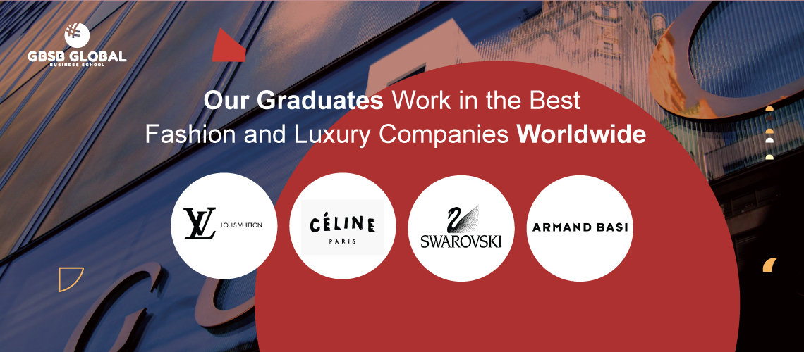 Our Master Fashion Online Graduates Work in the Best Fashion and Luxury Companies Worldwide