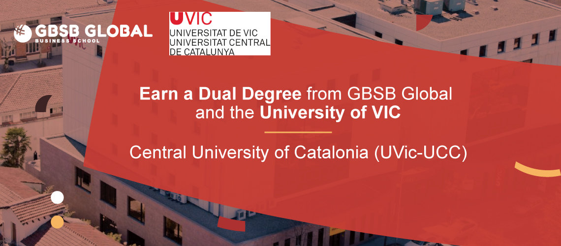 Master in Business Innovation dual degree with University of Vic