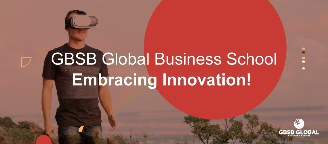 GBSB Global Business School – Embracing Innovation