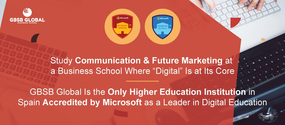 Online Master In Communication And Future Marketing Gbsb