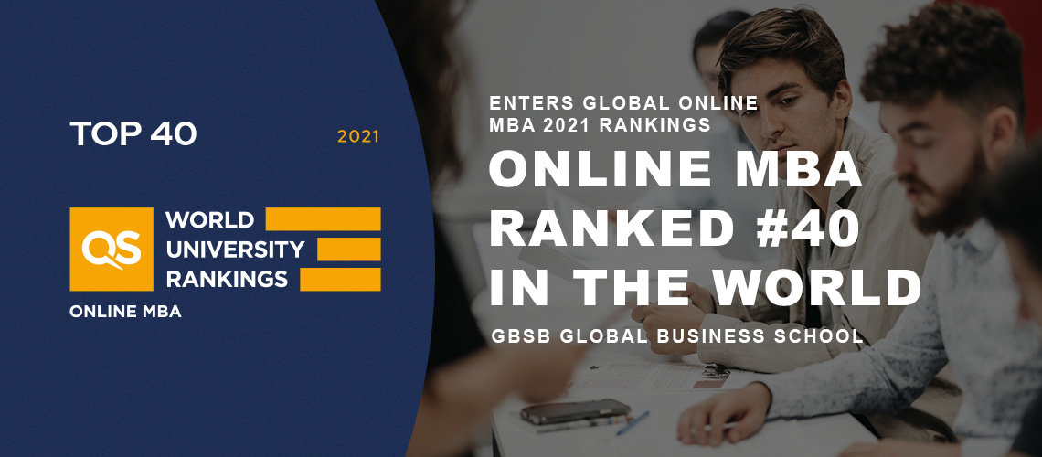 MBA in International Business QS Top rated