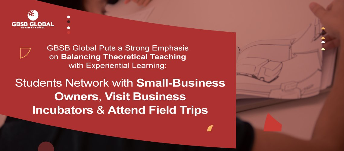 learning from small-business owners, visiting business incubators, field trips