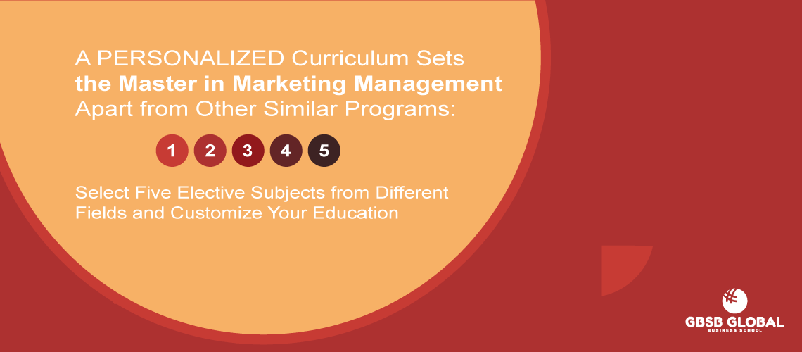 Become certified with Microsoft Imagine Academy on your Master in Marketing Management