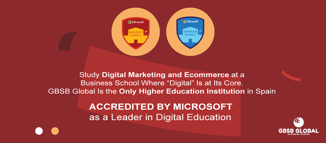 Online Master In Digital Marketing And Ecommerce Gbsb
