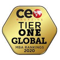 GBSB Global MBA Ranked Tier One 2020