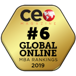 Ranked 6 in Global Online MBA Operations and Supply Chain Management Rankings