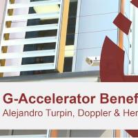 GBSB Global G-Accelerator Beneficiaries: Doppler & Herz Project