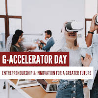 G-Accelerator Day: Entrepreneurship & Innovation