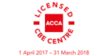 Licensed ACCA CBE certification