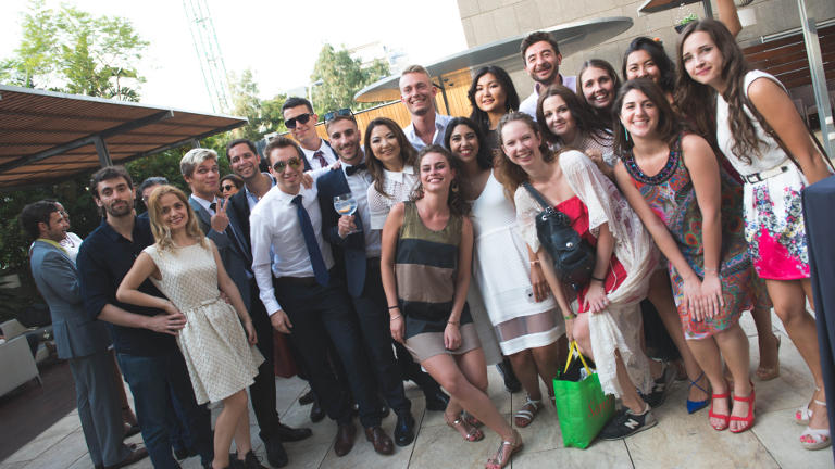 GBSB Global Business School Master of Science and MBA Students 2017