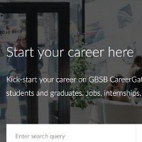 GBSB Global Business School Launches New Career Portal
