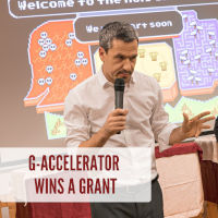 G-Accelerator Wins a Grant from the Government of Catalonia and The European Social Fund