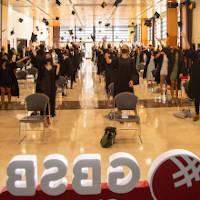 GBSB Global 2021 graduation