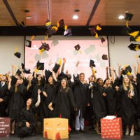 GBSB Global Business School graduation ceremony in Barcelona