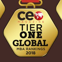 GBSB Global Business School is recognized in CEO Magazine MBA Ranking