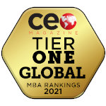 GBSB Global Business School ranked in CEO Magazine