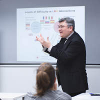 GBSB Global Business School professor Gilberto Palmerín Romero