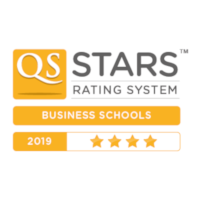 GBSB Global Given Four Stars from QS World University Rankings