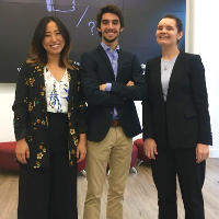 GBSB Global Business School students presented their final thesis projects