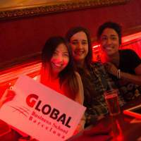 GBSB Global Welcome Students April 2017
