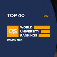 GBSB Global Online MBA ranked 40th in the world by QS Top MBA