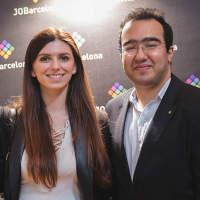 GBSB Global Business School Barcelona students in JOBarcelona 2017