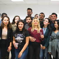 International Night at GBSB Global Business School Barcelona, November 30th, 2016