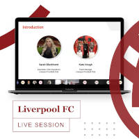 Liverpool Football Club visited GBSB Global online at a Guest Speaker Live Session on February 19th