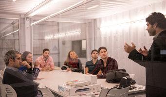 GBSB MSc in Entrepreneurship Students Visit Infinitum