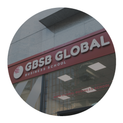 GBSB Global Business School Madrid Campus with MODERN DESIGN