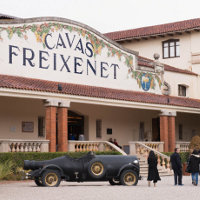 GBSB Global Business School Barcelona Master Fashion & Luxury Students Visit Freixenet