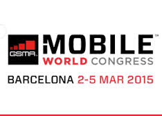 Mobile World Congress Barcelona 2015 Logo