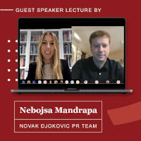 Improve your PR and Crisis Management Skills with Nebojsa Mandrapa