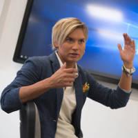 Olga Bondar at GBSB Global Business School