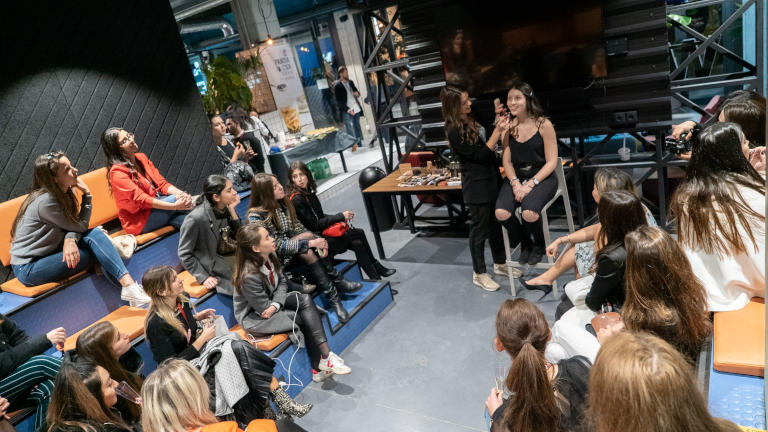 GBSB Global BIT Fashion in Barcelona 2019 workshops