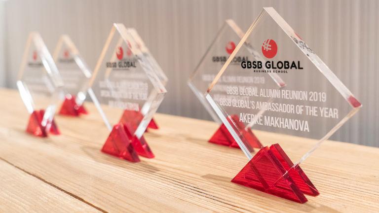 GBSB Global Alumni awards 2019