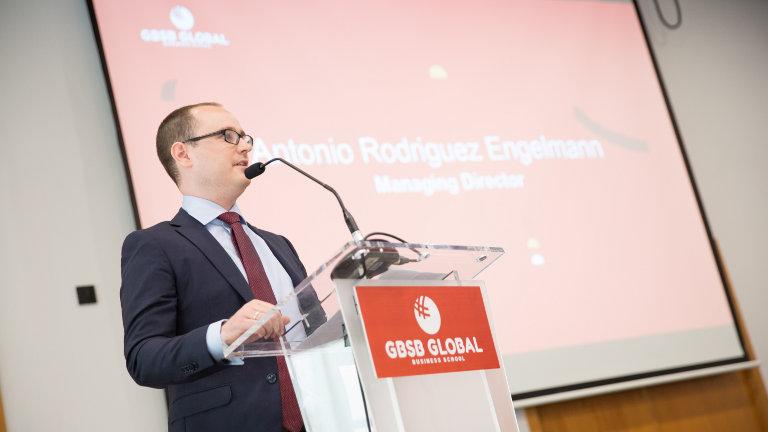 GBSB Global Managing Director graduation ceremony 2018