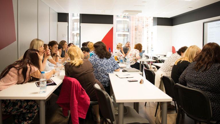GBSB Global Entrepreneurship Training picture 1